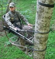 climbing treestand