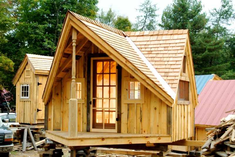 Brilliant Download Small Hunting Cabin Floor Plans Free Plans Diy Adirondack Largest Home Design Picture Inspirations Pitcheantrous