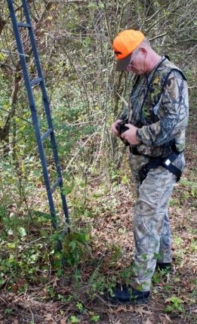 Tree Stand Safety On Target In Canada