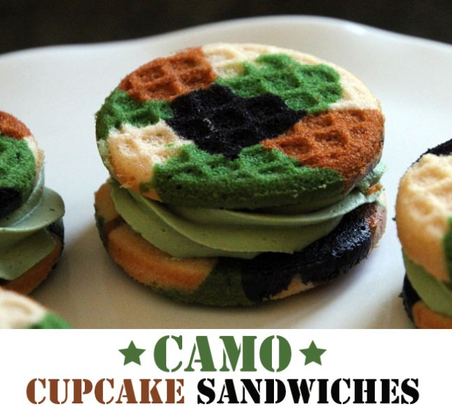 camo_cupcake_sandwiches