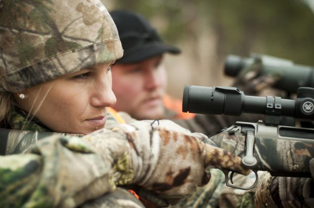 Ample shooting practice is essential for a successful hunt