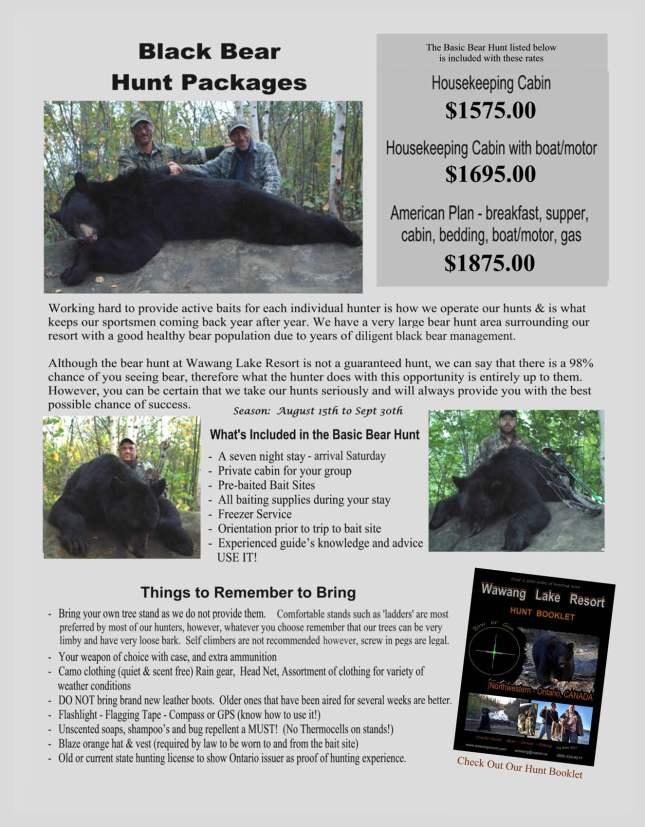Bear Rates