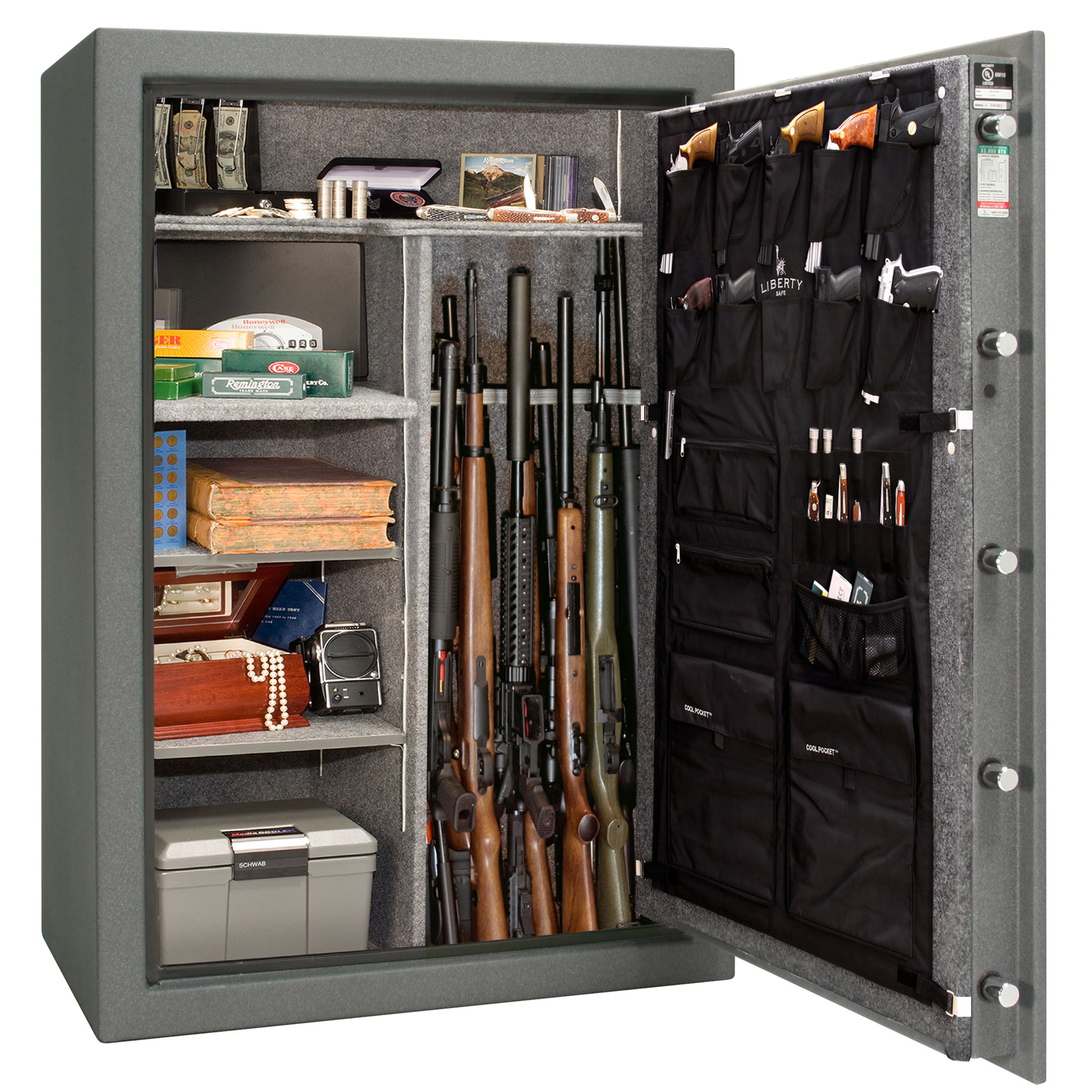 Safety For Safes : Safety gun storage on target in canada